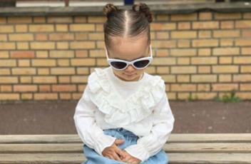 Блузки детские оптом мода детки